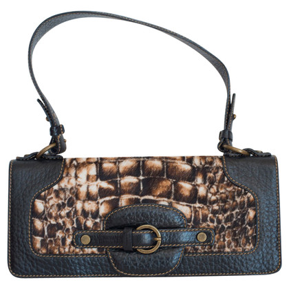 Coccinelle Leather bag with leather