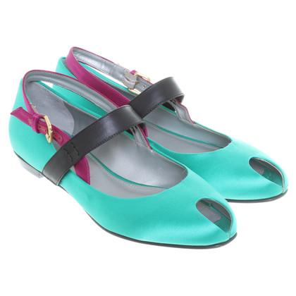 Navyboot Multi kleur Ballerina's