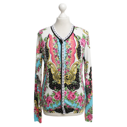 Blumarine Cardigan with pattern