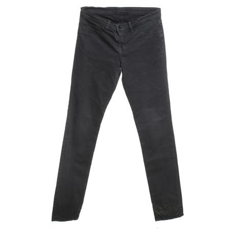 J Brand Jeans in Dunkelgrau Grau