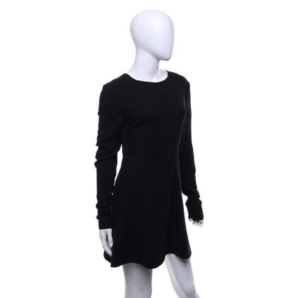 Acne Dress in black
