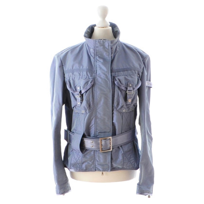 Peuterey Lilac nylon jacket