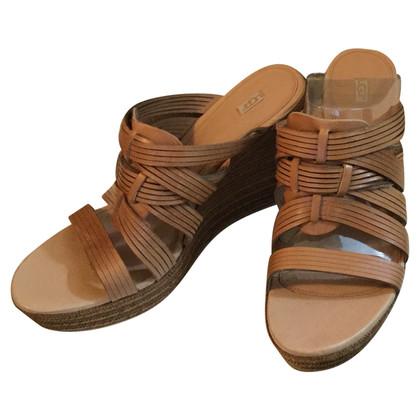Ugg Leather Wedges N 41 eu