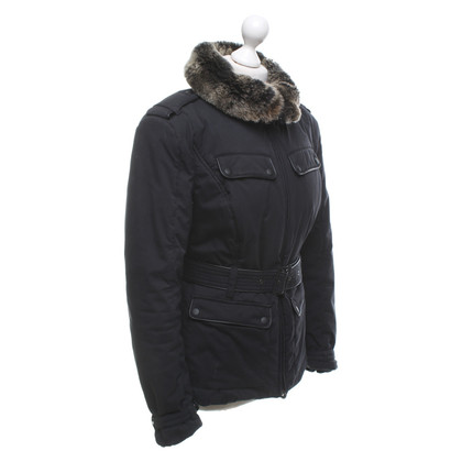 Belstaff Jacket with fur trim