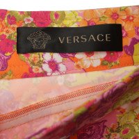 Versace Shorts with floral print