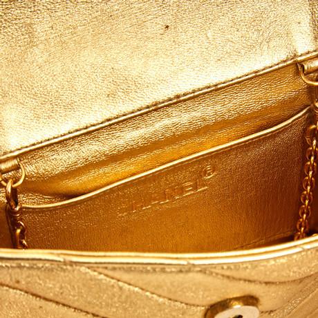 Chanel Clutch Gold Wo Zu Kaufen Neue Ankunft Zum Verkauf NUiKI