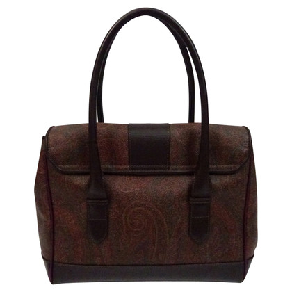 Etro Handbag with paisley print