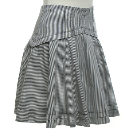 Ted Baker skirt with stripes