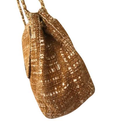 Prada Shoulder bag made of tweed