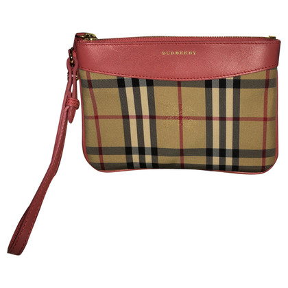 Burberry Handtas met Nova check patroon
