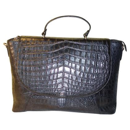 Aigner Handbag in black