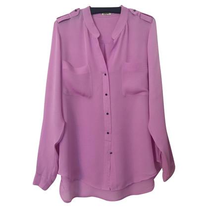 L'Agence Zijden hemd