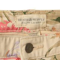 Ralph Lauren Shorts with floral print