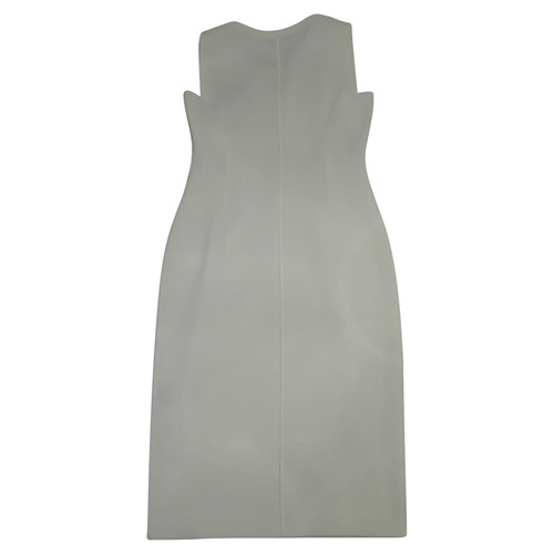 new style 4bca1 108fb D. Exterior Vestito in Lana in Bianco - Second hand D ...