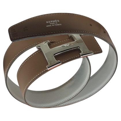 Hermès Belt with H buckle