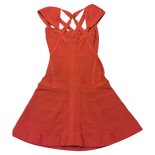 Hervé Léger Kleid - Second Hand Hervé Léger Kleid gebraucht kaufen ...