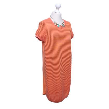 Patrizia Pepe Katoenen / zijden jurk
