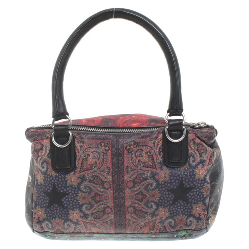 5cf903c26a Givenchy Shoulder bag with floral print - Second Hand Givenchy ...