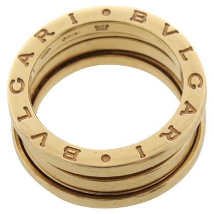 Bulgari B-Zero ring in yellow gold