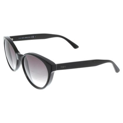 Tod's Black sunglasses