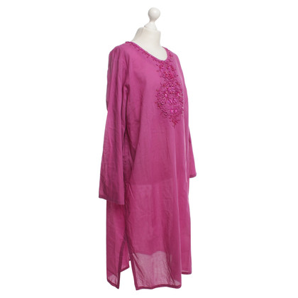 Antik Batik Tunique en rose