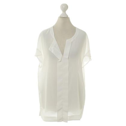 Comptoir des Cotonniers Blusa in bianco