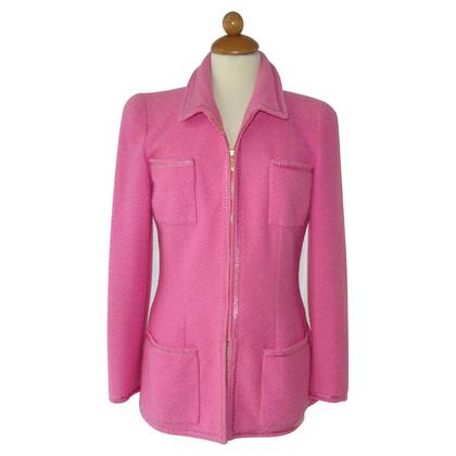 Chanel Blazer with zipper