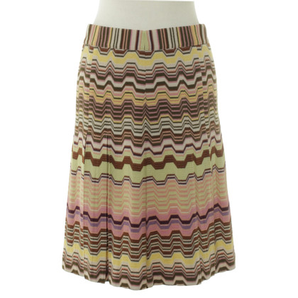 Missoni Knee skirt