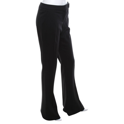 Emilio Pucci trousers in black