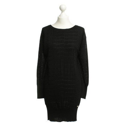 Gucci Knitted dress in black