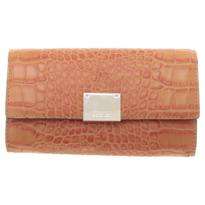 Bogner clutch a Orange