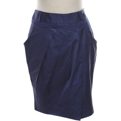 Karen Millen skirt in dark blue