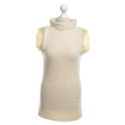 Patrizia Pepe Gilet con lattice