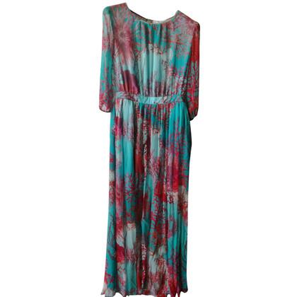 Blumarine silk dress