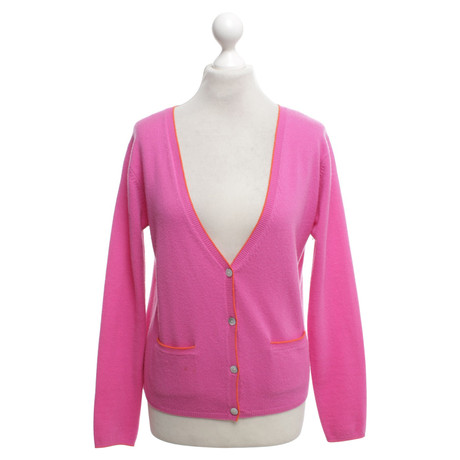 Pink Orange FTC FTC in Pink Strickjacke Kaschmir Strickjacke Kaschmir Rosa w66qPxv