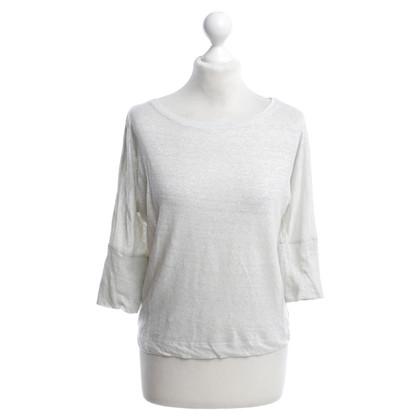 Comptoir des Cotonniers Linen long sleeve beige