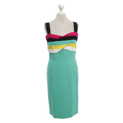 Roland Mouret Jurk in multicolor