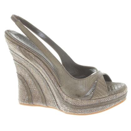 McQ Alexander McQueen Sandals with wedge heel