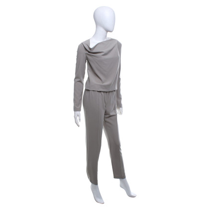 Patrizia Pepe Jumpsuit in grey beige