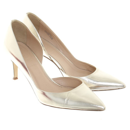 J. Crew pumps in argento