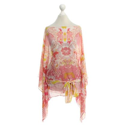 Roberto Cavalli Tunic of silk