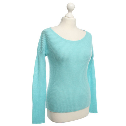360 Sweater maglioni di cachemire in turchese