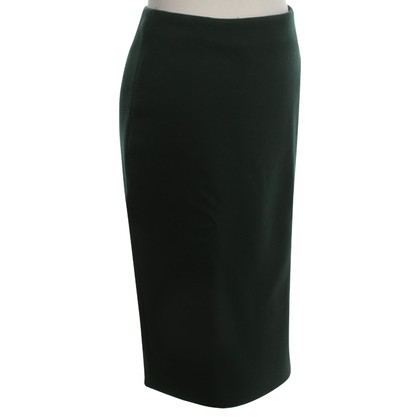 Burberry Wool skirt in green