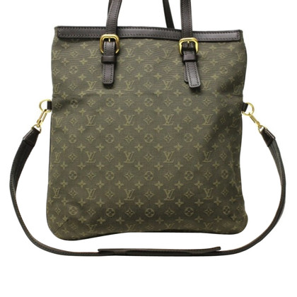 Louis Vuitton Francoise groene Mini Lin