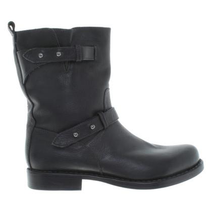 Rag & Bone Biker boots zwart 40