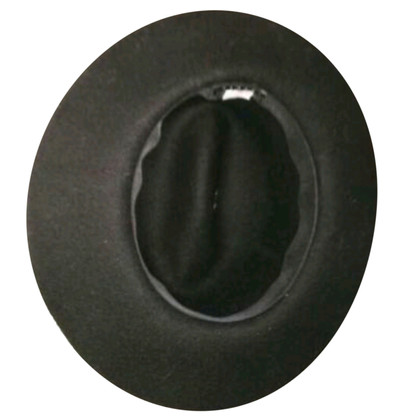 Theory Black woolen hat