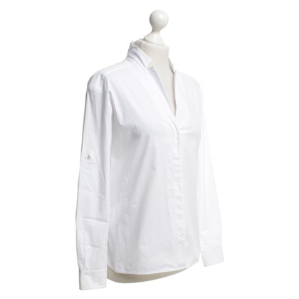 Hugo Boss Cotton-top in white