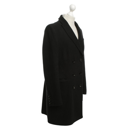 Aigner Coat in black