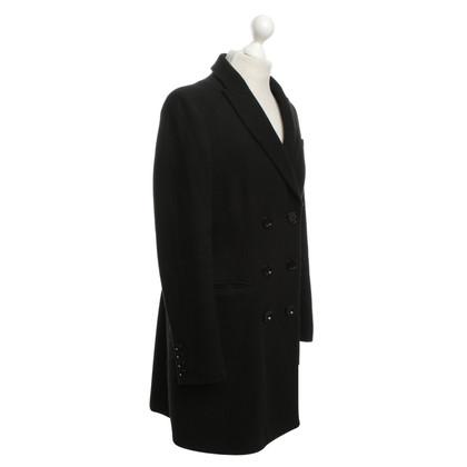 Aigner Mantel in Schwarz