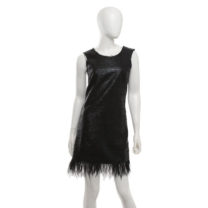 Liu Jo Dress with feather decor
